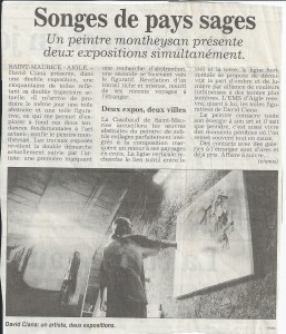 Presse Riviera 1996 (Articles presse)